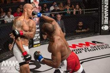 MMA Sponsorship Clifford Starks Phoenix Arizona