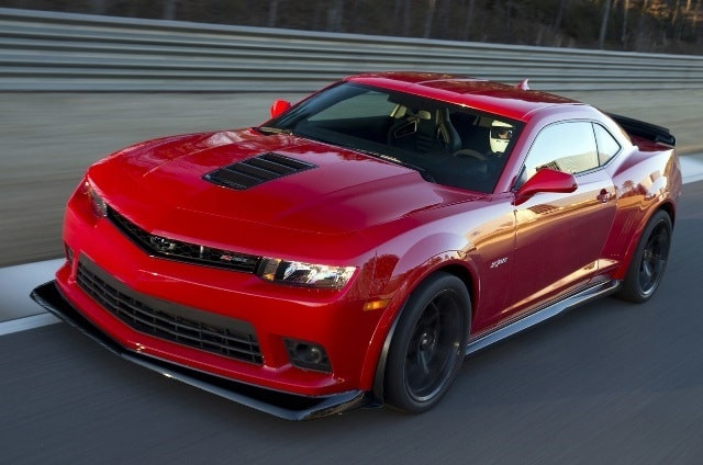 2015 Chevy Camaro SS Supercharger