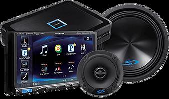 Alpine Car Audio Stereo