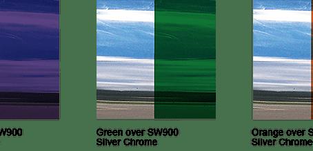 Avery Chrome Vinyl Wrap Gets A New Look