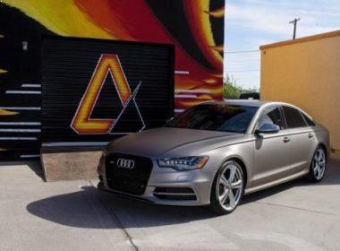 Audi Vinyl Wrap Phoenix AZ