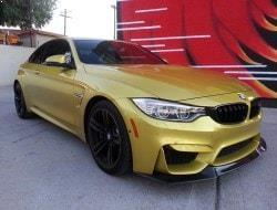BMW Chin Spoiler Diffuser