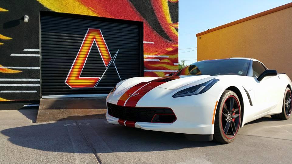 Racing Stripes Phoenix Arizona