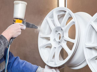 5 Benefits of Powder Coating