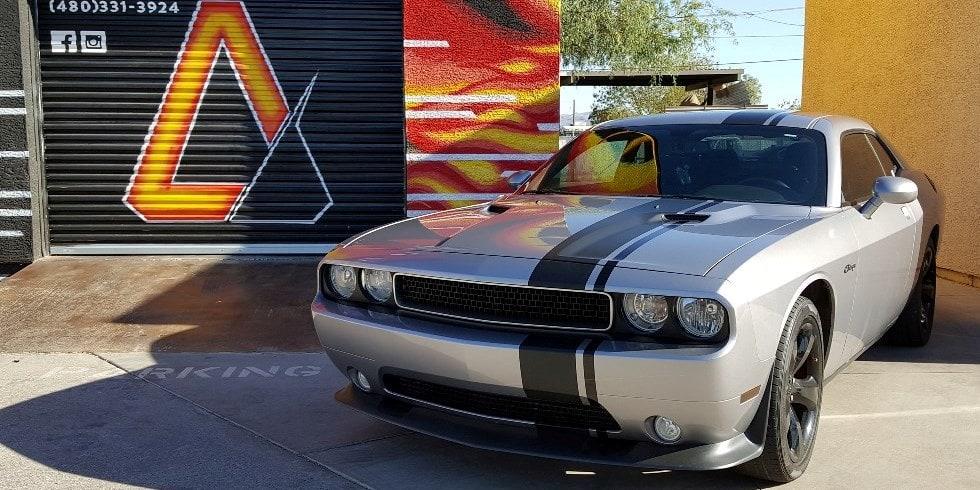 Vinyl Racing Stripes Phoenix Arizona