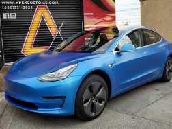 Tesla Model 3 Vinyl Wrap