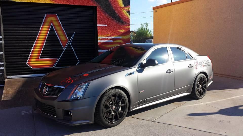 Vehicle Vinyl Graphics Phoenix AZ