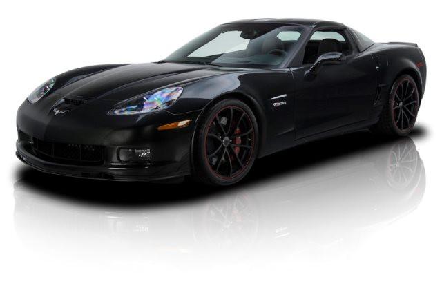 2012 LS3 Supercharger Corvette