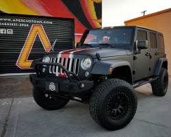 Jeep Suspension Phoenix AZ