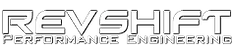 Revshift Automotive Poly Bushings Logo