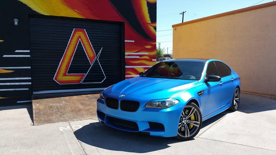 Automotive Vinyl Wrap Phoenix AZ