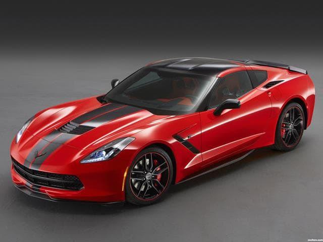 Corvette Z51 6.2L Supercharger