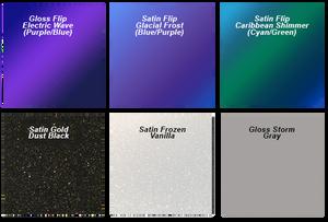 3M 1080 Vinyl Wrap New Colors