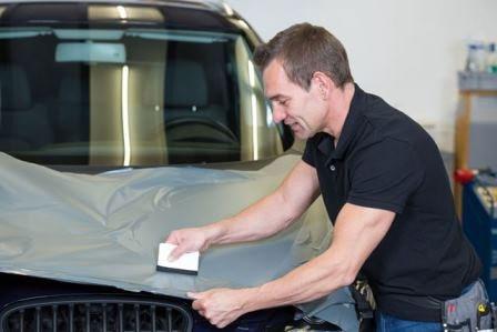 Vinyl Wrap and Vehicle Wrap Process