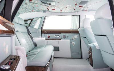 White Auto Upholstery