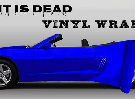7 Reason to Vinyl Wrap Your Car