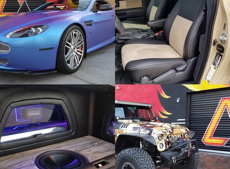 Most popular  Vehicle Customization Items