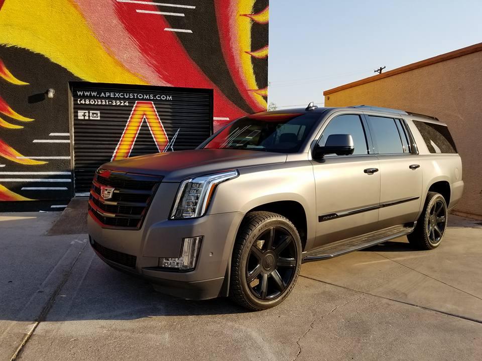 2017 Cadillac Escalade EXT