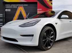 Tesla Model S Vinyl Wrap