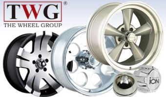 The Wheel Group Automotive Rims