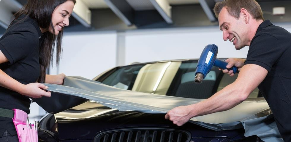 How To Vinyl Wrap Your Car 8 Steps Used By Professionals