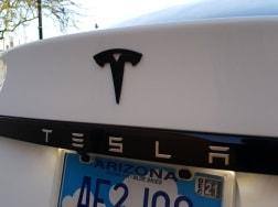 Tesla Emblem Customization