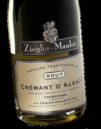 CRÉMANT CHARDONNAY VINTAGE ZIEGLER - MAULER