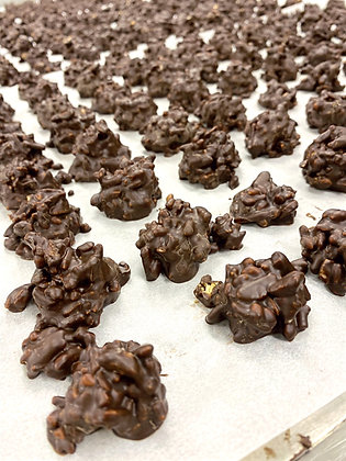 ROCHERS CHOCOLAT NOIR