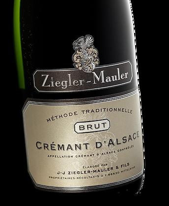 CRÉMANT BRUT D'ALSACE ZIEGLER MAULER