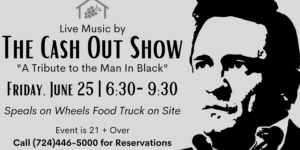 The Cash Out Show! at Greenhouse Winery