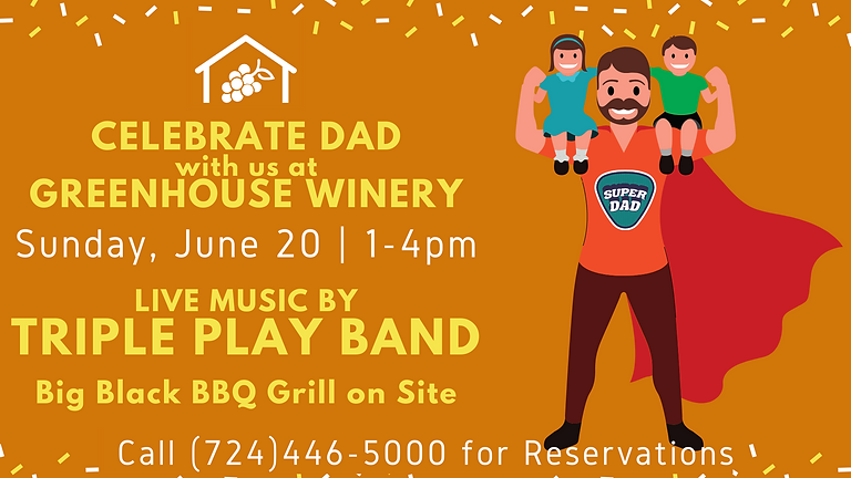 Live Music by Triple Play!