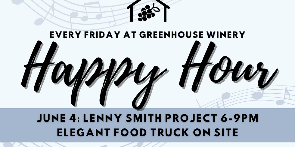 Live Music by Lenny Smith Project