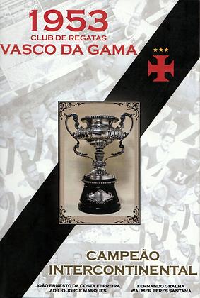 Vasco Campeão Intercontinental de 1953