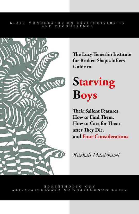 The Lucy Temerlin Institute for Broken Shapeshifters Guide to Starving Boys
