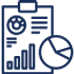 cfa financial reporting and analysis icon