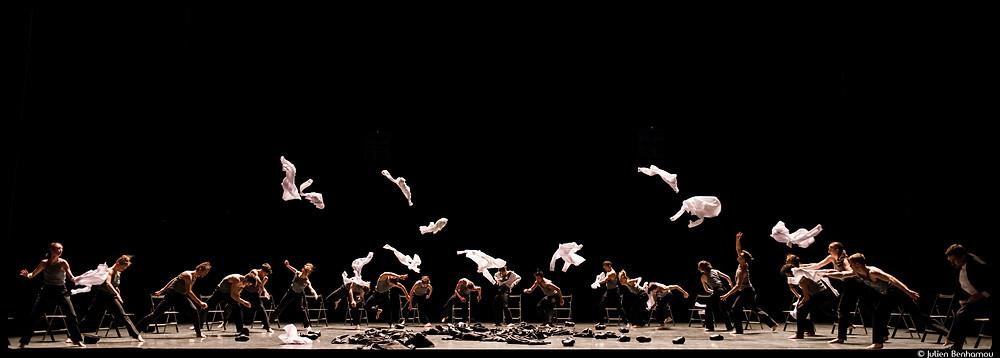 Spectacle Decadance - Opéra Garnier Paris