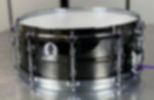 Black Nickel Brass available in 5x14, 5.5x14, 6.5x14, 8x14