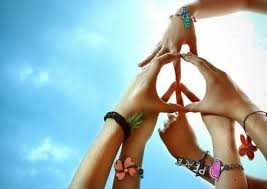 Practicing Peace with Others...