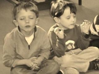 Montessori and Meditation
