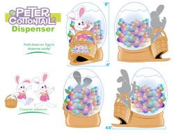 Peter-cottontail-dispenser-turns_RPI