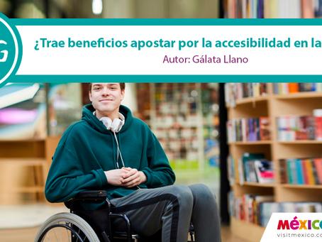 ¿Trae beneficios apostar por la accesibilidad en las empresas?