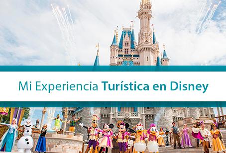 Mi Experiencia Turística en Disney.