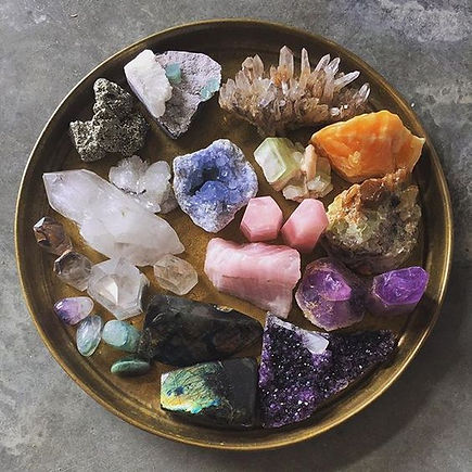 How To Store Your Crystals | Home | EVERBELLA