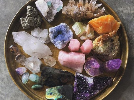 How To Store Your Crystals