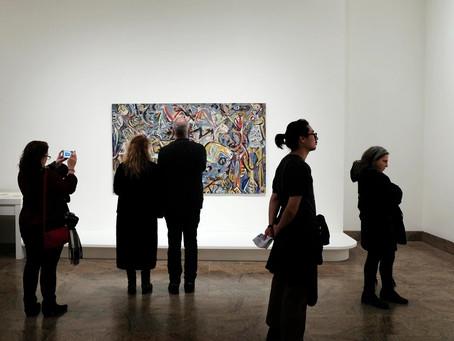Emotional Days Ahead: Galleries Opening Again!