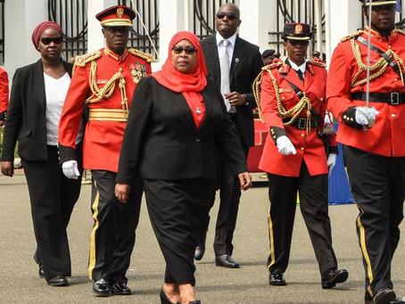 Samia Suluhu Hassan's Road to President