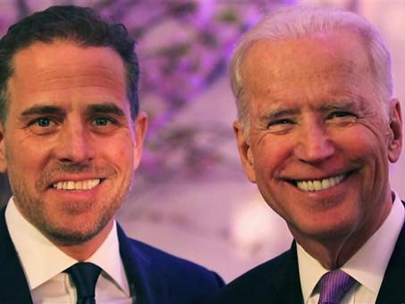 The Son of Biden Must Be Above Suspicion