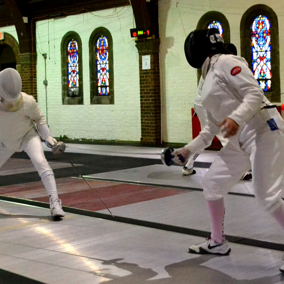 Adult Epee Clinic