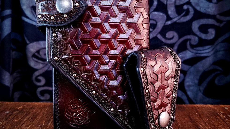 Dwarven Weave Compact Wallet