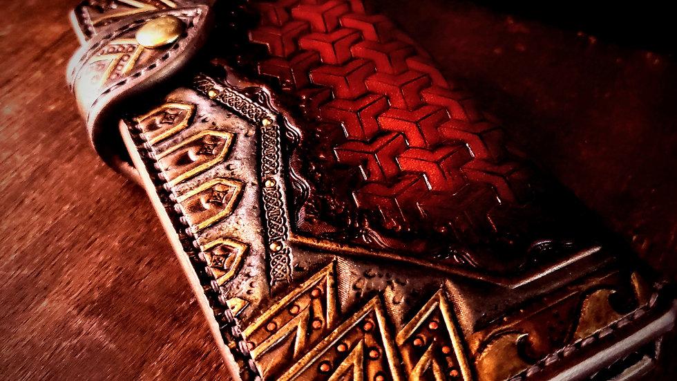 Asgardian Long Wallet